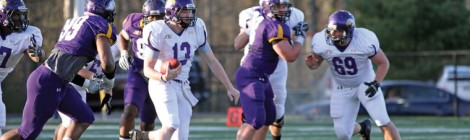 Ashland Football Heads On the Road