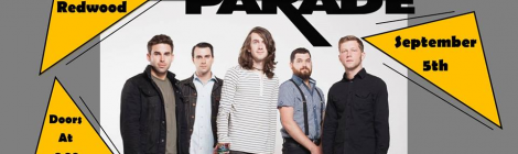 Friday Night Mayday Parade Performance