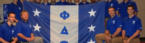 Mack Reece Talks About Phi Delta Theta Philanthropy Event