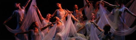 Ashland Regional Ballet Prepares for Upcoming Performances
