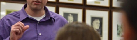 Associate Professor of History Prepares for James Madison Lecture
