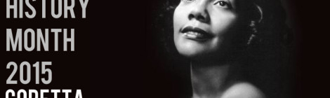 WRDL Celebrates Black History Month - Coretta Scott King