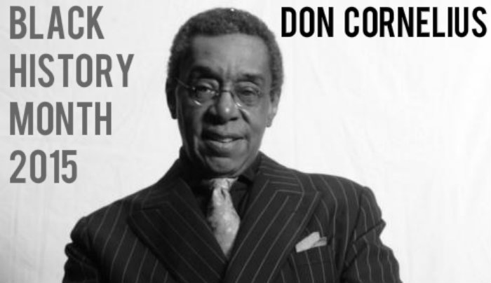 Don Cornelius BHM