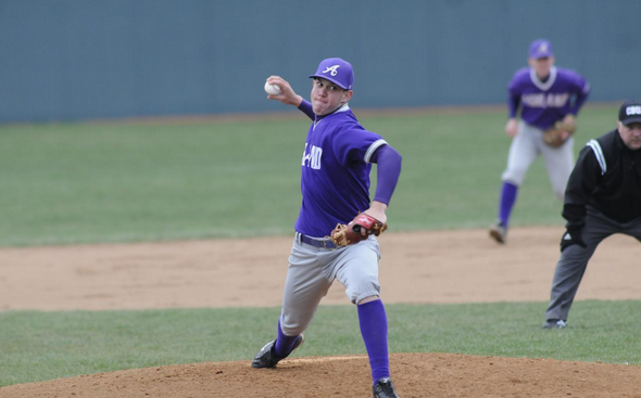 RHP Jake Baldwin (Photo courtesy of Ashland Athletics/ GoAshlandEagles.com)