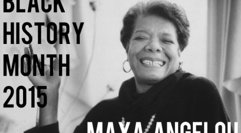 WRDL Celebrates Black History Month - Maya Angelou