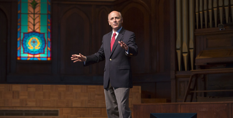 AU President Dr. Carlos Campo on the Early Bird's Word
