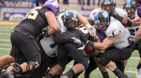 AU Football falls to Grand Valley State in NCAA Division II Playoffs