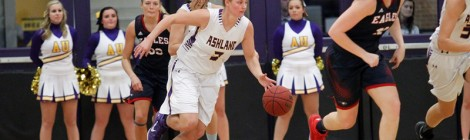 AU Women's Basketball defeats Tiffin 68-55