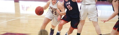 AU Women's Basketball beats Saginaw Valley 72-57