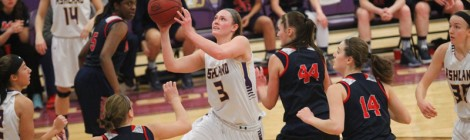 AU Women's Basketball dominates Malone 78-50