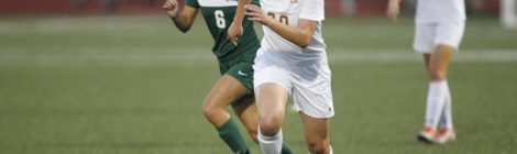 AU Women's Soccer avoids upset, beats Walsh 3-2