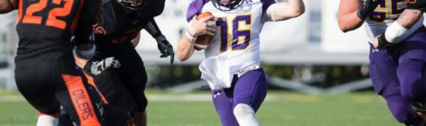 AU Football downs Findlay 35-3
