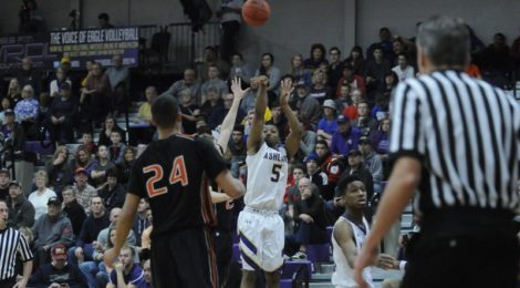 AU Men's Basketball defeats Findlay