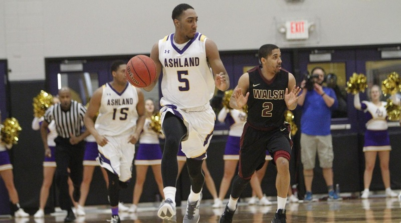 Guard Boo Osbourne (Photo courtesy of Ashland Athletics/ GoAshlandEagles.com)