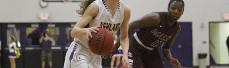 AU Women's Basketball wins GLIAC Quarterfinal