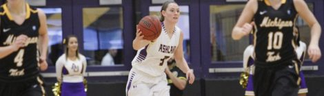 AU Women's Basketball advance to GLIAC Title game