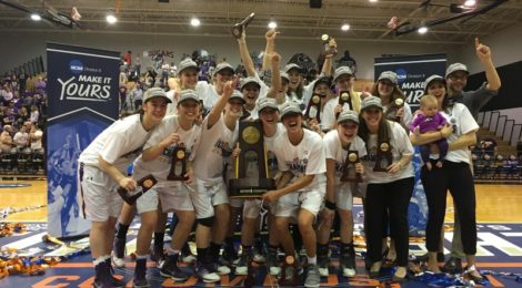 AU Women's Basketball wins National Title