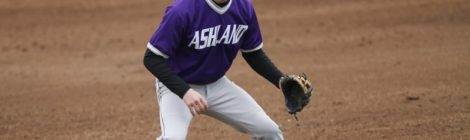 AU Baseball drops two versus ODU