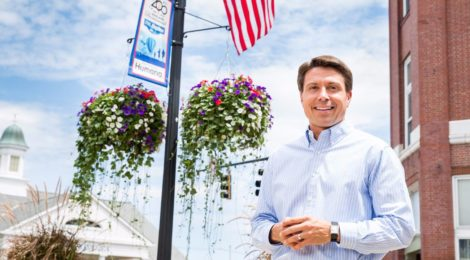 Matt Miller details his future goals as Mayor