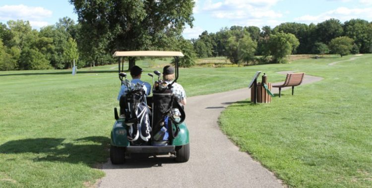 Mayor Miller discusses Brookside Golf Course